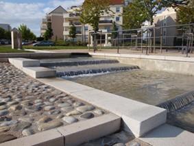 am nagement d 39 une place publique place granville dijon 21 par a2a architectes d. Black Bedroom Furniture Sets. Home Design Ideas