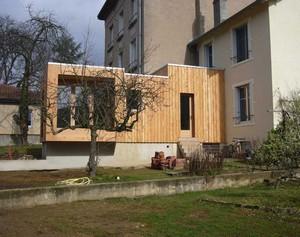 extension d 39 une maison individuelle par wm architecture d 39 architectures. Black Bedroom Furniture Sets. Home Design Ideas