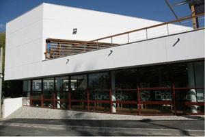 Biblioth que municipale g brassens montigny les cormeilles 95 par agence ech gut rombaut - Piscine montigny les cormeilles ...