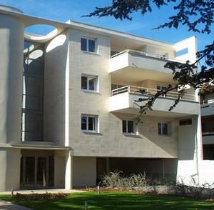 Construction d 39 une immeuble de standing par carles hebras for Cout de construction immeuble