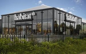 magasin habitat par reinke rousseau architecte sarl d. Black Bedroom Furniture Sets. Home Design Ideas