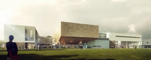 campus du tohannic vannes par enia architectes d 39 architectures. Black Bedroom Furniture Sets. Home Design Ideas