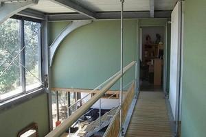 Maison passive murs en paille et ossature metallique par - R mur maison passive ...