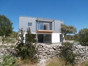 Maison ossature bois par augry d 39 architectures - Maison en tole ondulee ...
