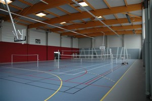 construire salle de sport