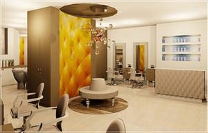 salon de coiffure paris 16 me par missire architecte d interieur d 39 architectures. Black Bedroom Furniture Sets. Home Design Ideas