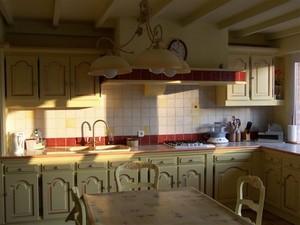 Cuisine par rypert d 39 architectures - Cuisine rustique relookee ...