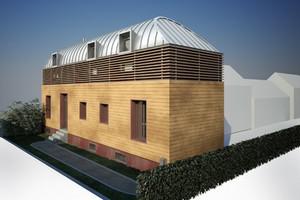 Maison individuelle par Agence Duris Delfosse Architecture - D'architectures
