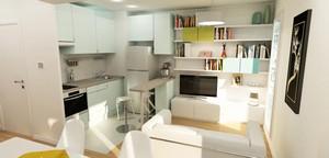 Am Nagement D Un Studio Issy Les Moulineaux Par Agence D Architecture Int Rieure Design By