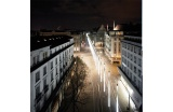 Illuminations pour la BahnofStrasse, Zurich - Cr�dit photo : dr -