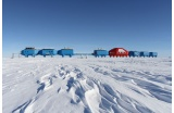 Le Halley VI antarctic station - Crédit photo : BRITISH ANTARTIC SURVEY