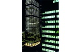 Le Seagram Building de nuit - Crédit photo : GETTY IMAGE -