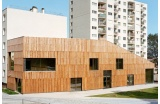 Centre Culturel Christian Marin, Guillaume Ramillien Architecture - Crédit photo : dr -