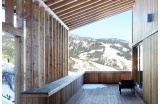 Chalet, Arêches-Beaufort (73), MAAJ Architectes - Crédit photo : dr -