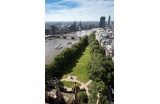 Vue aérienne du Victoria Tower Gardens - Crédit photo : © Malcolm Reading Consultants/Emily Whitfield-W icks -