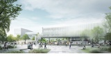 Projet de François Chochon et Laurent Pierre pour le Learning Center de Paris-Saclay - Crédit photo : Chochon et Pierre -