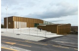 Pôle Culturel (Saint-Germain-Lès-Arpajon) - Crédit photo : Ateliers O-S architectes -