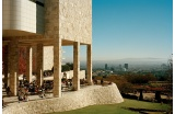 Le Getty Center construit par l'architecte en 1997 - Crédit photo : Shur Emily pour le New York Times