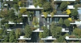 Zoom du Bosco Verticale - Crédit photo : dr -