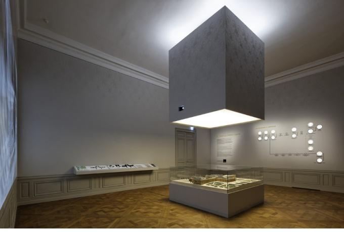 ouverture de la galerie de l 39 histoire du ch teau de versailles d 39 architectures. Black Bedroom Furniture Sets. Home Design Ideas