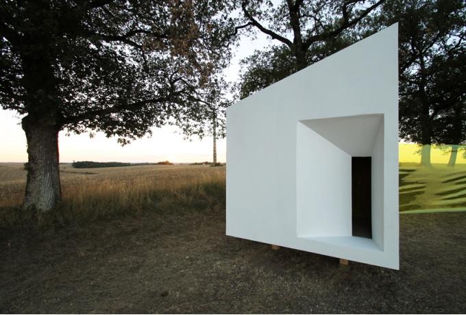 Galerie ph m re installation d 39 art contemporain d for Architecture ephemere definition
