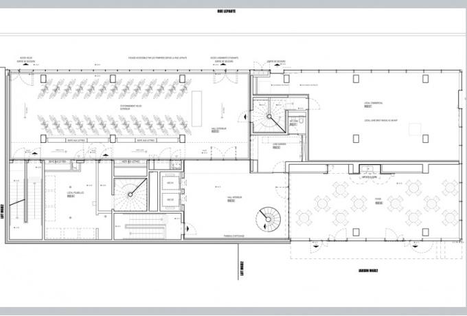 Plan Foyer Universitaire : Résidence universitaire nicole reine lepaute paris xiiie