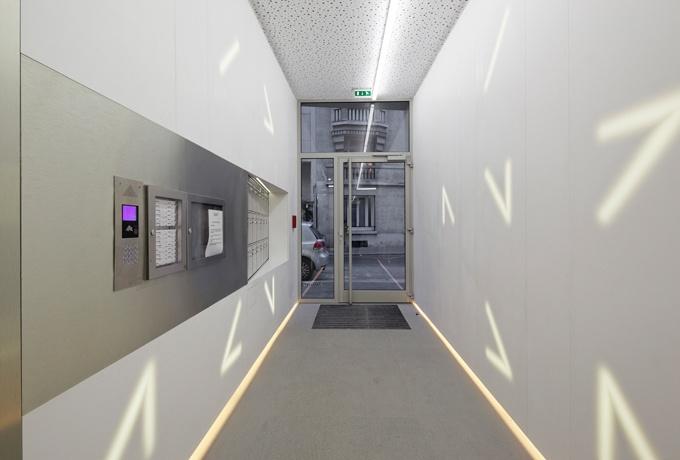 log architectes livre un immeuble mixte paris d 39 architectures. Black Bedroom Furniture Sets. Home Design Ideas