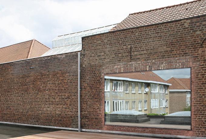 L 39 atelier de michel fran ois bruxelles d 39 architectures for Maitre dujardin 78