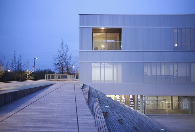 <br/> Crédit photo : LAN architecture -