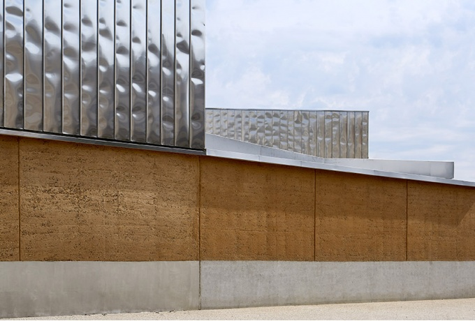 Vue Facade<br/> Crédit photo : DELANGLE Frédéric