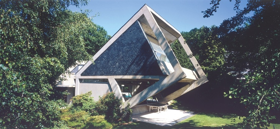 Claude parent entre dans sa l gende d 39 architectures - Claude parent architecte ...