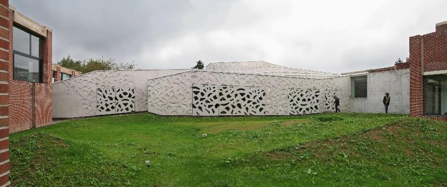 Extension Du Mus E D 39 Art Moderne De Lille M Tropole D 39 Architectures