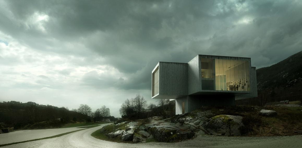 le monde myst rieux des perspectivistes d 39 architectures. Black Bedroom Furniture Sets. Home Design Ideas