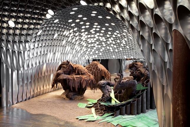 chocolat et architecture d 39 architectures. Black Bedroom Furniture Sets. Home Design Ideas