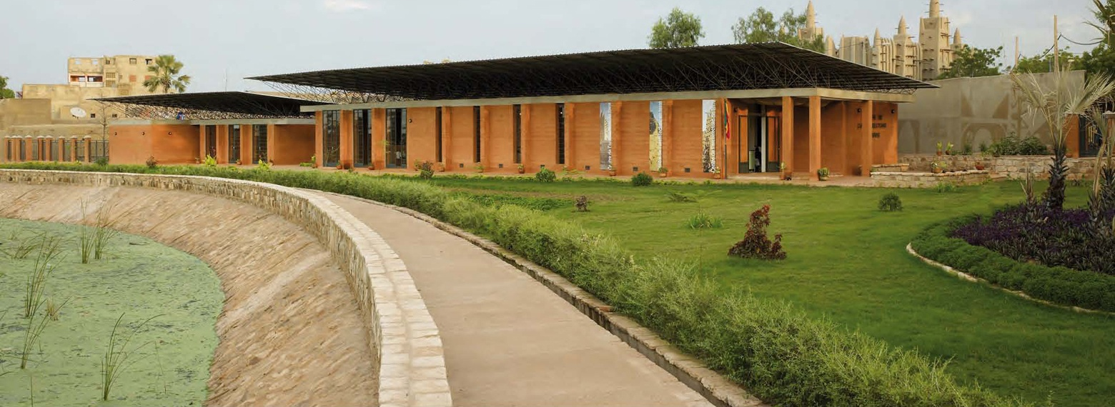Vers une nouvelle architecture africaine francis k r for Architecture africaine
