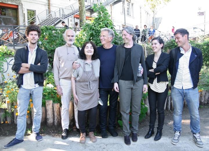 Kroll une expo habit e d 39 architectures - Simone et lucien kroll ...