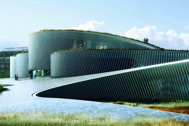 Montpellier voit grand d 39 architectures for Montpellier terre archi