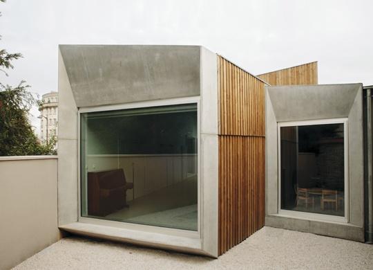 architectes versailles extension de lucole maternelle versailles jean architectes versailles. Black Bedroom Furniture Sets. Home Design Ideas