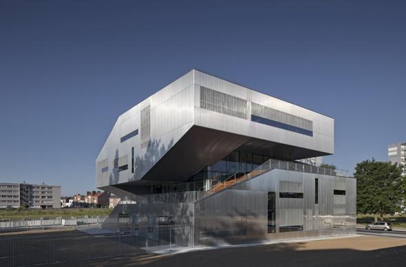 Une g om trie du sensible cfa architectes d 39 architectures - Cabinet d architecture lille ...