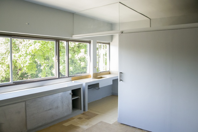 la villa savoye ouvre sa loge d 39 architectures. Black Bedroom Furniture Sets. Home Design Ideas
